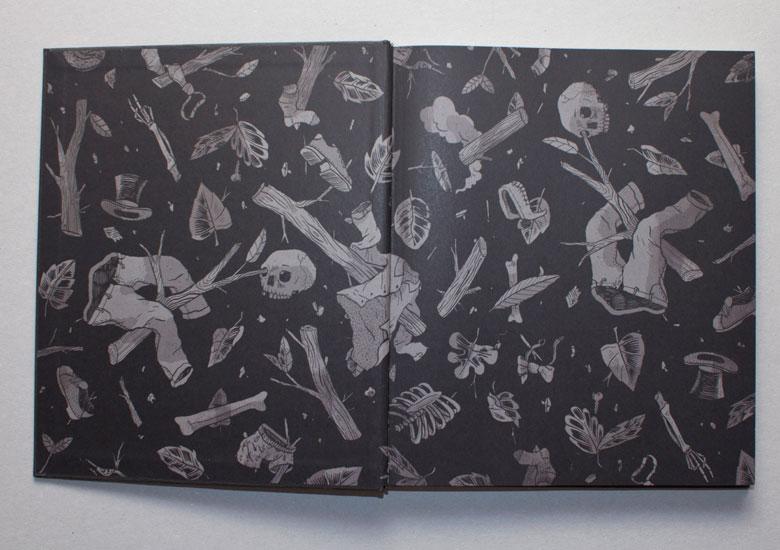 Martin Krusche - Graphic Novel »Kleider machen Leute«
