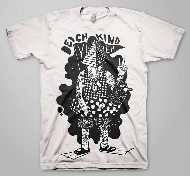 MKrusche_Partnerlook_Schwarzweiss_Shirt1