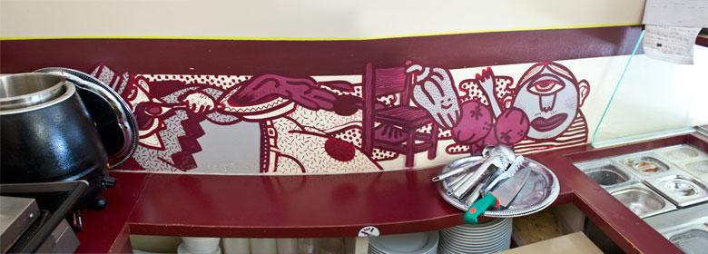 Martin Krusche - Wall Art - »No Hablo Espanol«