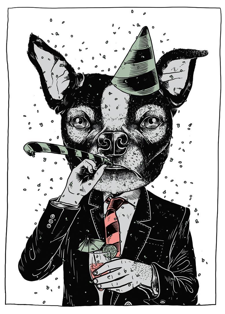 Martin Krusche - Illustration for YACKFOU