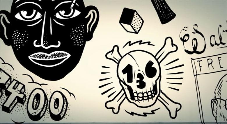 Martin Krusche - Illustration- »Xenius Schmerz«